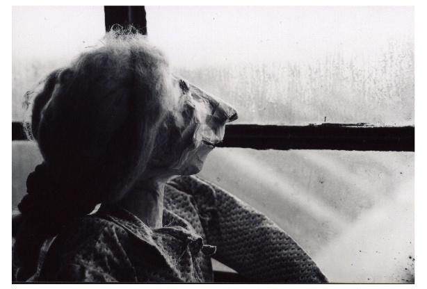 Mary Mary's Last Dance 2001: Dreaming in studio. Photographer Niamh Lawlor