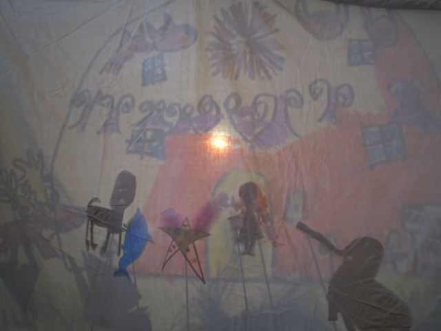 Shadow Puppetry