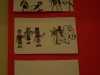 Storyboard from Dublin City Council's Children's Art