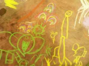 Elephants Drawing CAIL 14