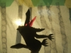 The Big Bad Wolf from Puppetry